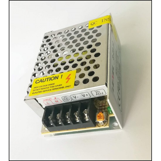 12V 2A 24W DC Switching Switch Power Supply for LED Strip, CCTV, 12 Volt 2 Amp